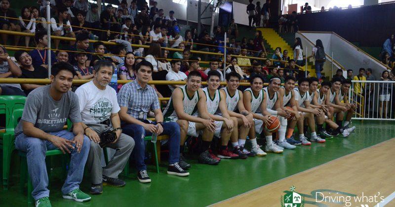 Men's Basketball DLSL vs Diliman College 02.17.2017